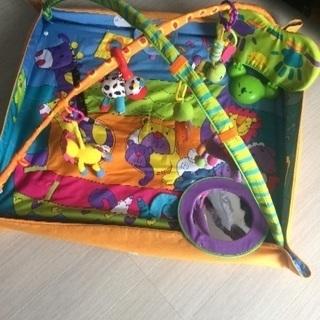 【お値下げ中】 ジミニー トータルプレイグラウンド キック&プレイ