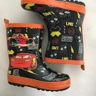 子供用 長靴 18㎝  カーズ ディズニー