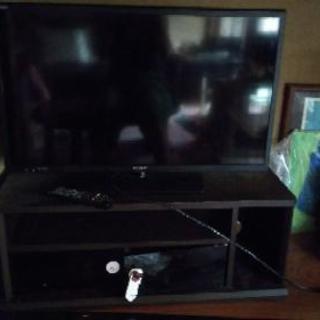 SHARP AQUOS 32v 液晶テレビ テレビ台セット