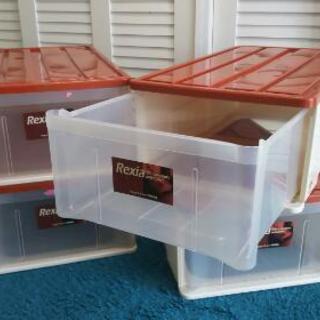 収納ケース(4箱セット)