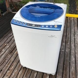 ◆ 2010年製 8キロ パナソニック 洗濯機 NA-FS80H1 ◆