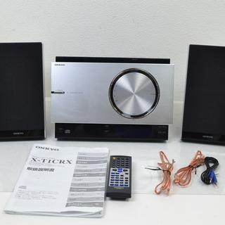 336) ONKYO/オンキョー CDチューナーシステム CDプレ...