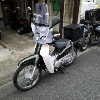 バイク屋出品 スーパーカブ 50 FI 整備済み [管理番号:QJ...