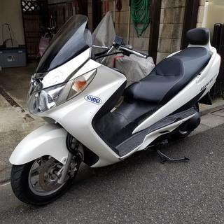バイク屋出品 スカイウェイブ 250 整備済み [管理番号QG02...