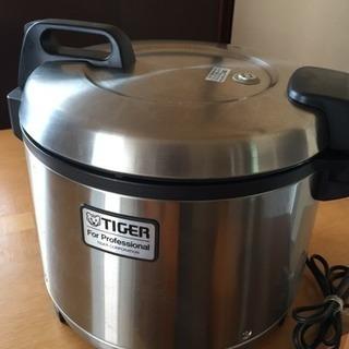 タイガー炊飯器 2.7L おまけつき