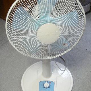 扇風機YUASA YT-3006N(WH)
