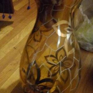 レトロな花瓶