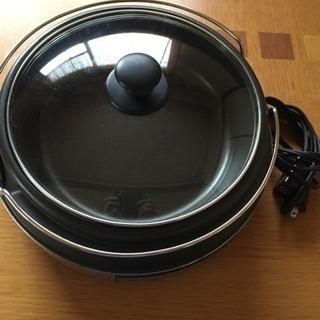象印 焼き物 鍋物 電気調理器