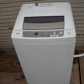 サンヨー 洗濯機 7キロ 2011年製