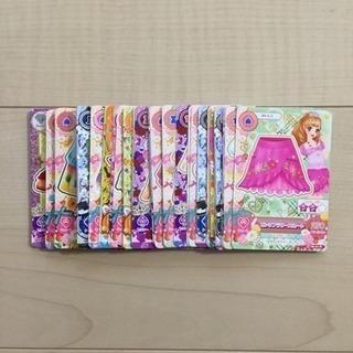 アイカツカード☆38枚セット