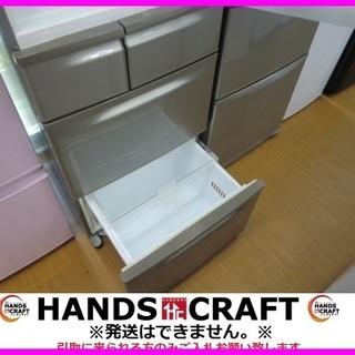 東芝 冷蔵庫 GR-41ZV 2010年製 405ℓ 中古