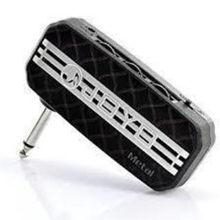 ヘビーメタル用 ヘッドホンギターアンプ