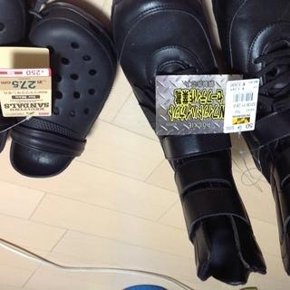 安全靴  クロックス新品