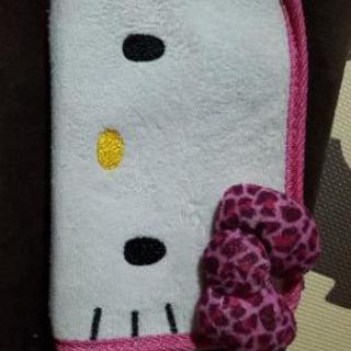 Hello Kitty母子手帳
