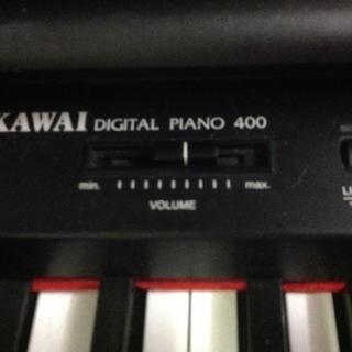 カワイ♪デジタルピアノ(^^)