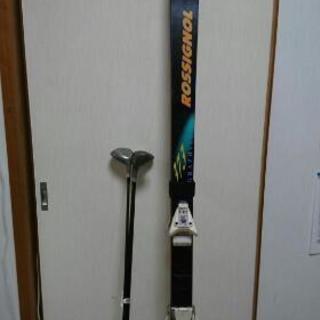スキー板・ゴルフクラブ