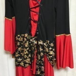 パイレーツオブカリビアン風衣装