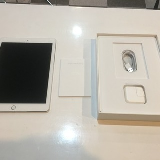 <値下げしました>iPad Air2 wifi+Cellularモデル
