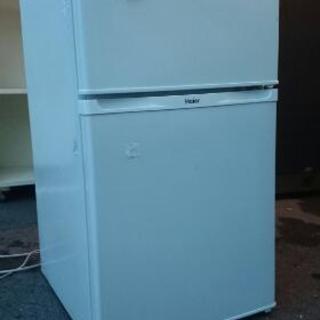 ハイアール 冷蔵庫 2ドア 91L   JR-N91J  14年製