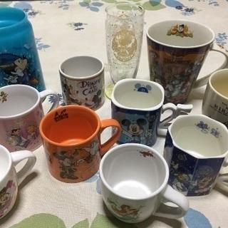 至急!ディズニースーベニアカップ、グラス、マグカップ
