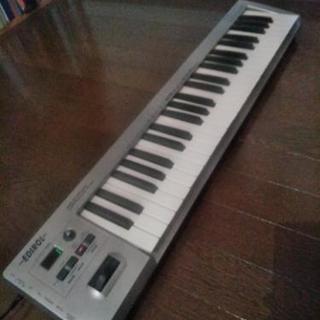 MIDIキーボード EDIROL PC-50