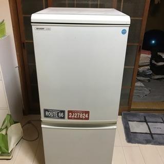 SHARP製 冷蔵庫 135L