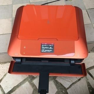 インクプリンター / Canon / MG7530 /ジャンク オレンジ
