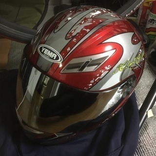 バイクヘルメット(フルフェイス)