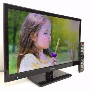 録画HDD付☆ウラ禄対応! Hisense 23インチ液晶テレビ