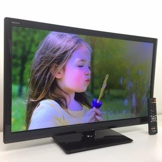 録画HDD付☆録画できるセット☆TMY 32インチ液晶テレビ