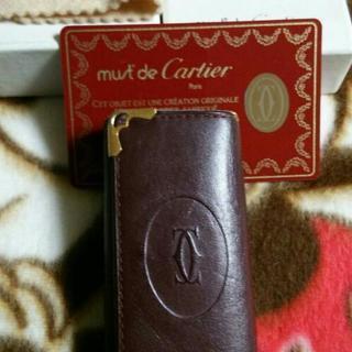 カルティエ マストライン 4連キーケース