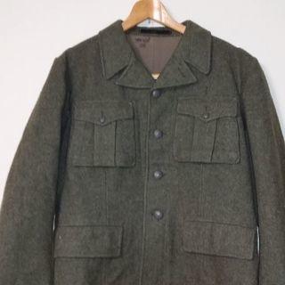 スエーデン軍m39ウールジャケット