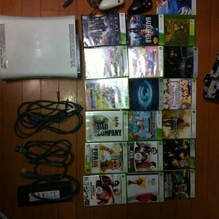 xbox 360 ソフトセット