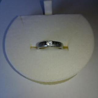 キティちゃん 指輪