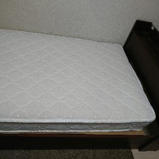 シングルベッド、ベッドマット