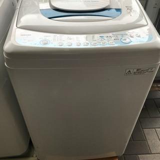 2011年製TOSHIBA洗濯機