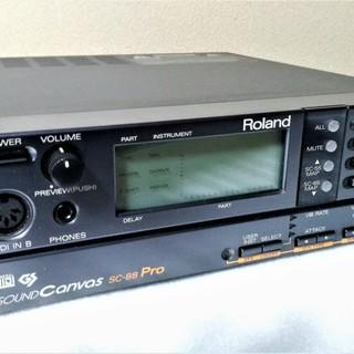 Roland SC-88Pro MIDI音源