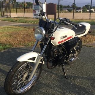 RZ50   調子良いです   125ccまで(50ccは2st限...