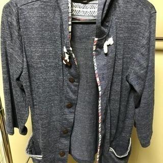 七分袖 ジャケット カジュアル