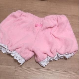 かぼちゃパンツ ピンク