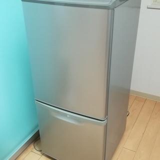 冷蔵庫138L 2ドア Panasonic/NR-B142W 20...