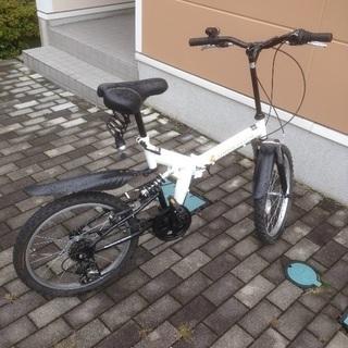 折りたたみ自転車売ります