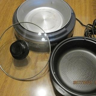 東芝グリル鍋 HGN-5F - 売ります・あげます