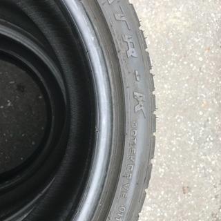 軽自動車用15インチ45扁平タイヤ4本
