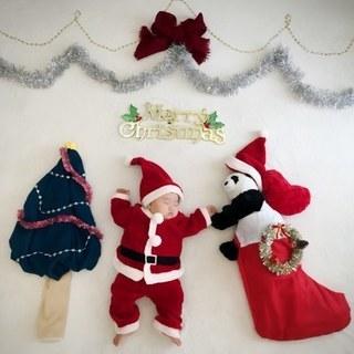 クリスマスとお正月に!ごろりんアート