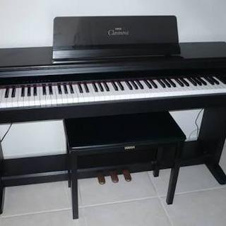 YAMAHA 電子ピアノ clp-123 引き取り10000円 場...