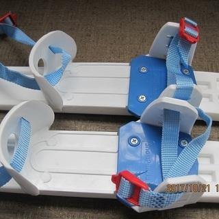 幼児用プラスティック製スキー - 瀬戸市