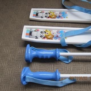 幼児用プラスティック製スキー − 愛知県