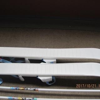 幼児用プラスティック製スキー - 売ります・あげます