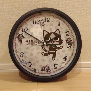 モンスターハンター AIROU 掛け時計 メラルー